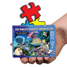 World's Smallest Jigsaw Puzzle - The Life Aquatic