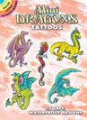 Mini Dragons Tattoos Book