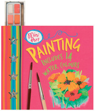 Mini Art:  Painting Kit