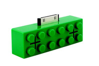 Green Mini Stereo Dock