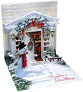 Holiday Tidings Gift Enclosures