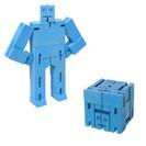 Blue Micro Cubebot