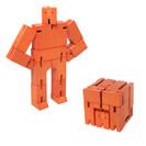 Orange Micro Cubebot