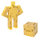 Yellow Micro Cubebot