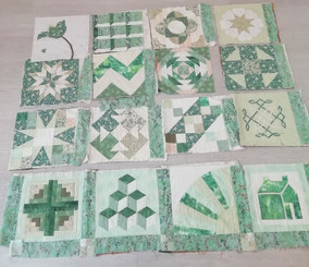 10  Thursday's Patchwork & Quilting Classes