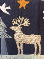 Winter Wonderland Applique. Friday 23rd November.