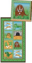 Dino Age Panel