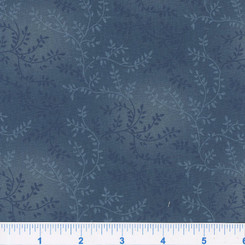 "108"" wide Vinyard Light Indigo"
