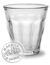 Duralex Picardie Drinking Glasses Tumblers 9cl (90ml) Pack of 6