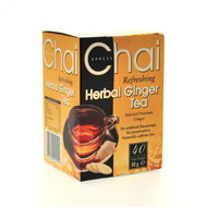 80g Refreshing Herbal Ginger Tea - Chai Xpress