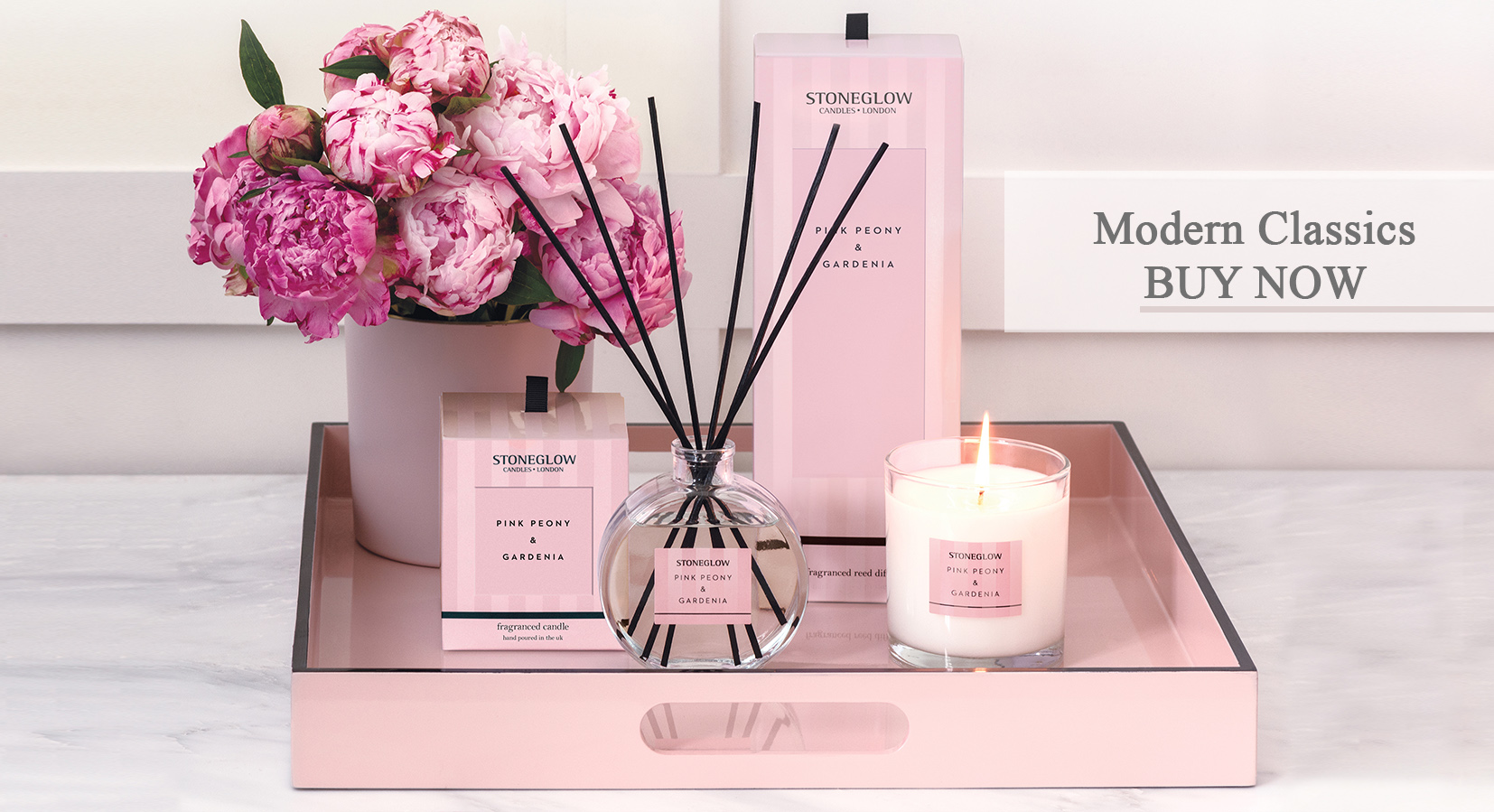 Modern Classics Scented Candles