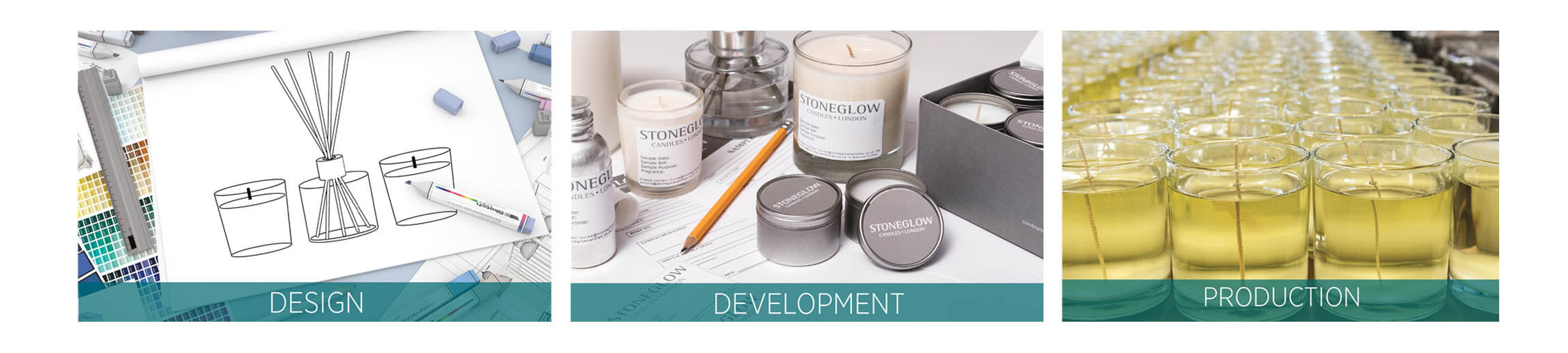 Candle Manufacturers: We Create Own Brand Scented Candles