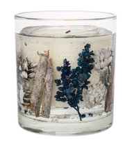 Stoneglow Candles - Seasonal Collection Vetivert & Blue Spruce Natural Wax Tumbler