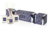 Vetivert & Blue Spruce Cracker Gift Set