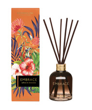 Stoneglow Candles - Infusion Embrace Saffron & Clementine Reed Diffuser