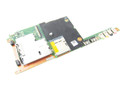 Alienware M17x USB Express Card Audio Port Slot IO Circuit Board - F421N