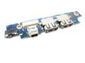 Dell Vostro 1710 1720 USB / Firewire IO Circuit Board - N820F