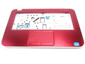 Dell Inspiron 14z 5423 Red Palmrest Touchpad Assembly - 60F20