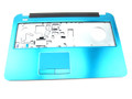 Dell Inspiron 17 5721 / 3721 Blue Palmrest Touchpad Assembly - T1F60