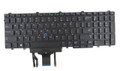 Dell Latitude E5550 E5570 / Precision 7710 7510 3510 US Backlit Keyboard - 383D7