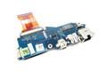 Dell Latitude E4200 IO USB FireWire Circuit Board Power Button W/ Cable - Y580D