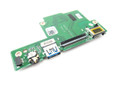Dell Vostro 3360 USB / Card Reader IO Circuit Board - V4Y1J