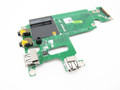 Dell Inspiron 14R N4010 USB / Audio IO Circuit Board For 512MB UMA - CPVP9