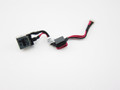 Dell Inspiron Mini 910 Vostro A90 DC Power Charger Jack W/ Cable -  DC301005000