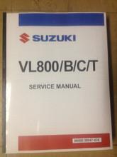 2001-2018 Suzuki Boulevard C50 / C50T / Volusia 800 / VL800 / VL800T Part# 99500-38047-03E service shop repair manual