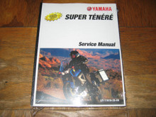 2012-2013 Yamaha Super Tenere XT1200Z Part# LIT-11616-25-09 service shop repair manual