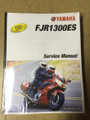 2014-2015 Yamaha FJR1300ES (Electronic Suspension) Part# LIT-11616-27-49 service shop repair manual