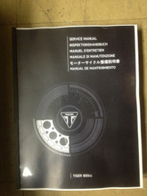 2015-2017 Triumph Tiger 800 / XC / xCx / xRx Part# T3856780-EN, issue 2, 09.2014 service shop repair manual