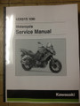 2015-2018 Kawasaki Versys 1000 Part# 99924-1487-04 service shop repair manual