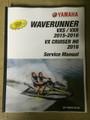 2014-2016 Yamaha WaveRunner VXS / VXR / 2016 VX Cruiser HO Part# LIT-18616-03-63 service shop repair manual