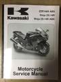 2012-2016 Kawasaki ZX-14R Part# 99924-1450-05 service shop repair manual