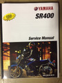 2015-2018 Yamaha SR400 Part# LIT-11616-28-01 service shop repair manual
