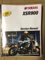 2016-2019 Yamaha XSR900 Part# LIT-11616-29-65 service shop repair manual