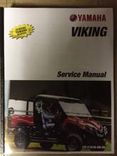 2016-2019 Yamaha Viking, Viking EPS, Viking EPS Hunter, Viking EPS SE, Viking Hunter, side X side Part# LIT-11616-29-20 service shop repair manual