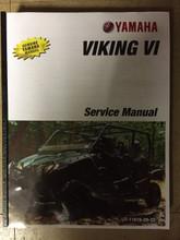 2016-2019 Yamaha Viking VI EPS, Viking VI EPS Hunter, Viking VI EPS Ranch Edition, Viking VI EPS SE, Viking VI EPS Special Edition, side X side Part# LIT-11616-29-33 service shop repair manual