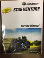 2018-2021 Yamaha Star Venture / Transcontinental Tourer Part# LIT-11616-31-04 service shop repair manual