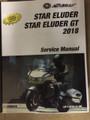 2018 Yamaha Star Eluder / Eluder GT Part# LIT-11616-31-06 service shop repair manual