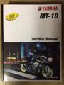 2018-2020 Yamaha MT-10 Part# LIT-11616-31-48 service shop repair manual