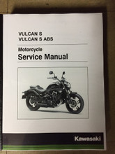 2017 2018 Kawasaki Vulcan S / ABS Part# 99924-1515-02 service shop repair manual