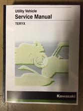 2016-2020 Kawasaki Teryx / KRF800 / KRF800F / KRF800G / KRF800H  Part# 99924-1500-05 service shop repair manual