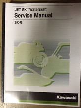 2017-2019 Kawasaki SX-R Part # 99924-1522-03 service shop repair manual