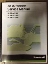 2014-2019 Kawasaki Ultra 310X / 310LX / 310R Part# 99924-1473-06 service shop repair manual