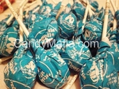 Blue Raspberry Tootsie Pops