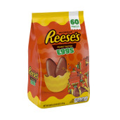 Reeses Peanut Butter Cup Eggs