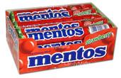Mentos Strawberry Mentos