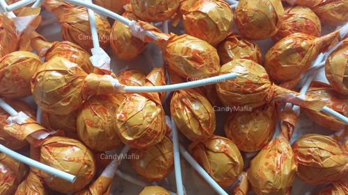 Tootsie Pops Tangerine Tootsie Pops
